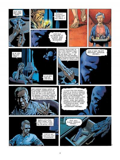 Page 5 le chant des stryges tome 3 - saison 1 - emprises