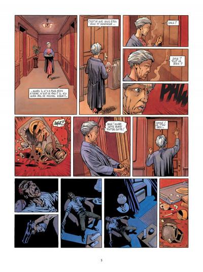 Page 6 le chant des stryges tome 3 - saison 1 - emprises