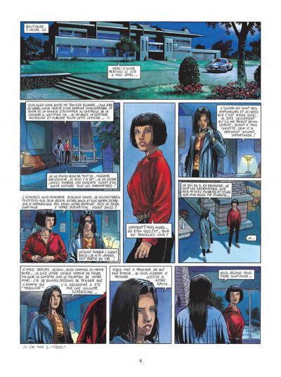Page 7 le chant des stryges tome 3 - saison 1 - emprises