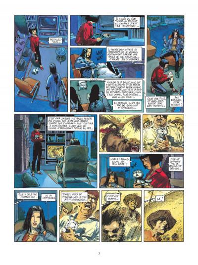 Page 8 le chant des stryges tome 3 - saison 1 - emprises