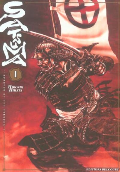 image de satsuma, l'honneur des samourai tome 1