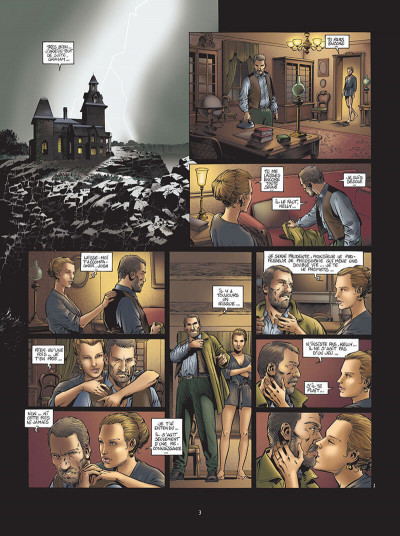 Page 4 Le chant des stryges tome 5