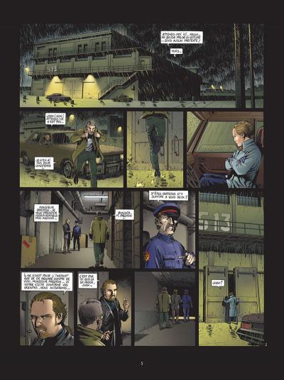 Page 6 Le chant des stryges tome 5