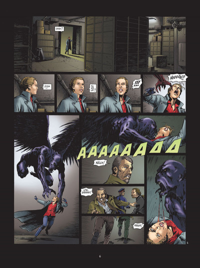 Page 7 Le chant des stryges tome 5