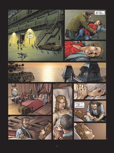 Page 8 Le chant des stryges tome 5