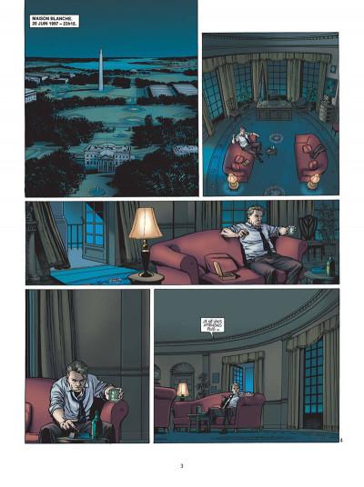 Page 4 le chant des stryges tome 6 - saison 1 - existences