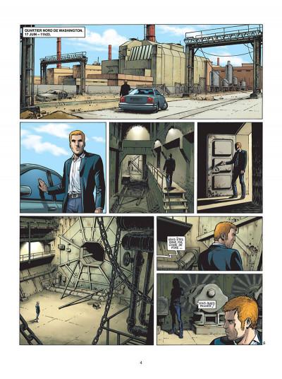 Page 5 le chant des stryges tome 6 - saison 1 - existences