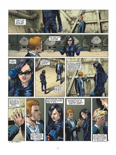 Page 6 le chant des stryges tome 6 - saison 1 - existences