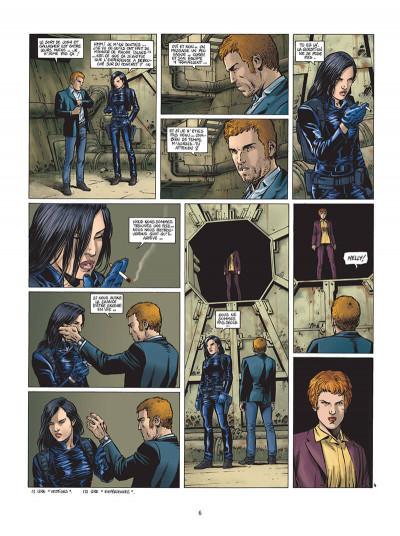 Page 7 le chant des stryges tome 6 - saison 1 - existences