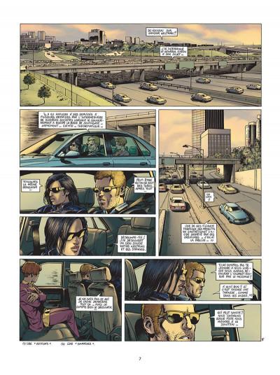Page 8 le chant des stryges tome 6 - saison 1 - existences