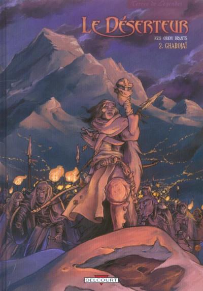 image de Le déserteur tome 2 - gharojai