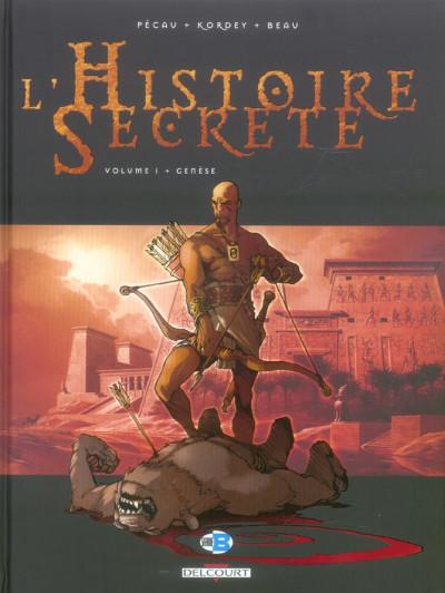 image de l'histoire secrète tome 1 - génèse