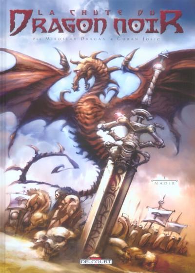 image de La chûte du dragon noir tome 1 - nadir