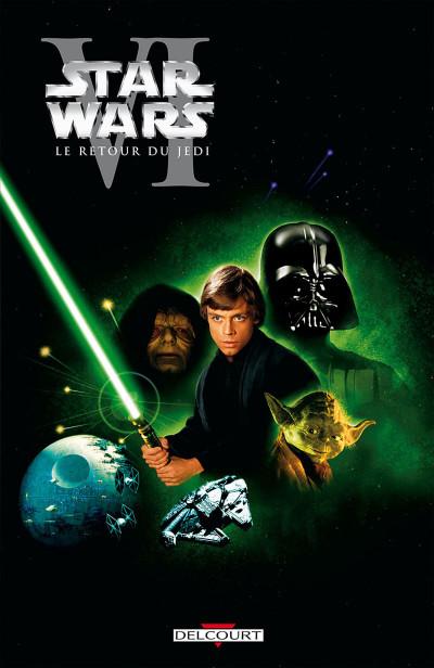 Couverture Star Wars épisode VI - Le retour du Jedi
