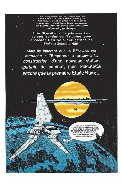 Page 5 Star Wars épisode VI - Le retour du Jedi