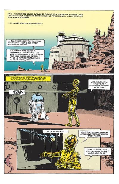 Page 7 Star Wars épisode VI - Le retour du Jedi