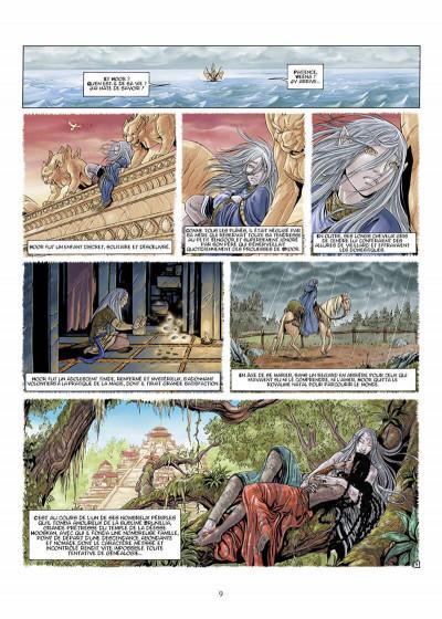 Page 0 weena tome 3 - résurgence