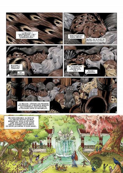 Page 5 weena tome 3 - résurgence