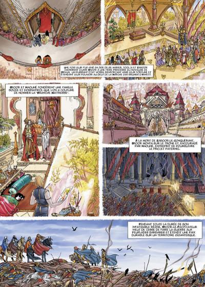 Page 7 weena tome 3 - résurgence