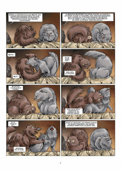 Page 8 weena tome 3 - résurgence