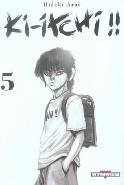Couverture ki-itchi tome 5