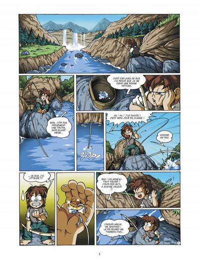 Page 4 Les légendaires tome 3