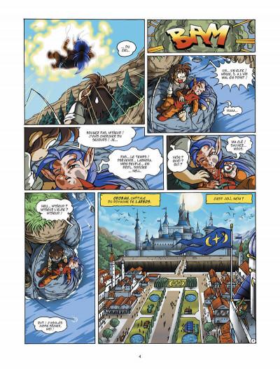 Page 5 Les légendaires tome 3