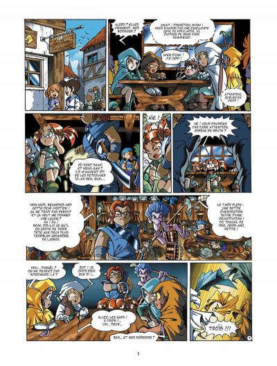 Page 6 Les légendaires tome 3