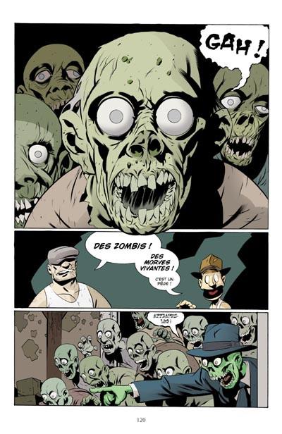 Page 1 the goon tome 1 - rien que de la misère
