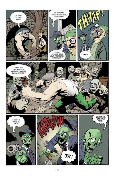 Page 2 the goon tome 1 - rien que de la misère