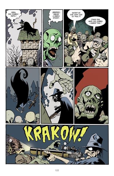 Page 3 the goon tome 1 - rien que de la misère