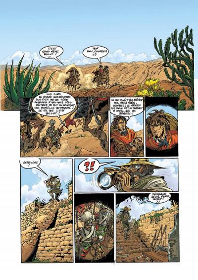 Page 3 hauteville house tome 2 - destination tulum