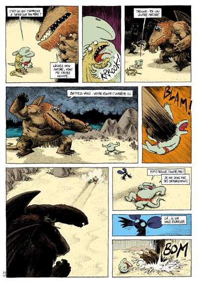 Page 2 donjon crépuscule tome 104 - le dojo du lagon