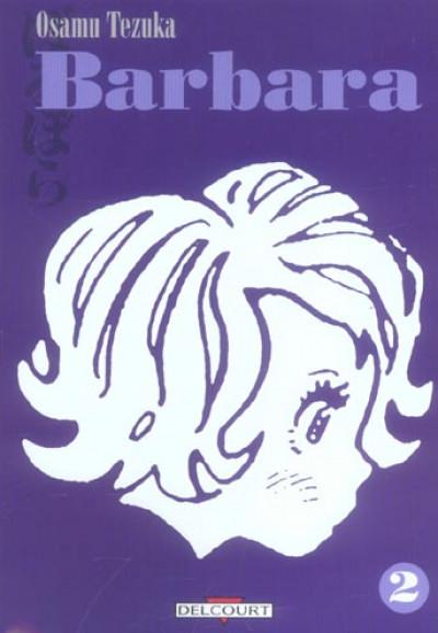 Couverture barbara tome 2