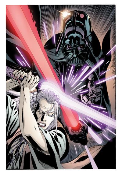 Page 2 star wars - le cote obscur tome 5 - le destin de dark vador