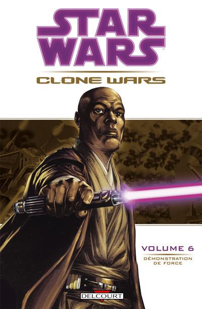 image de star wars - clone wars tome 6 - démonstration de force