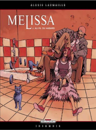 image de Melissa tome 2 - au fil du hasard