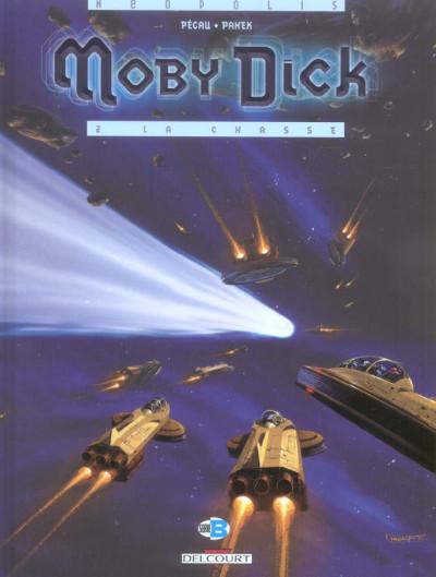 image de moby dick tome 2 - la chasse
