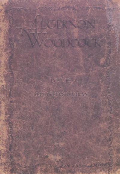 Couverture algernon woodcock - coffret tome 1 a tome 4