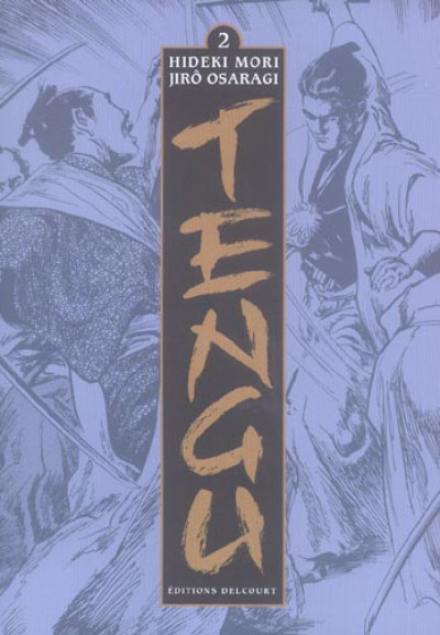 image de tengu tome 2