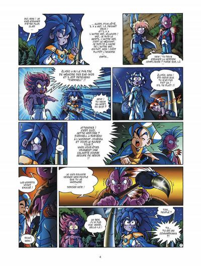 Page 5 Les légendaires tome 4