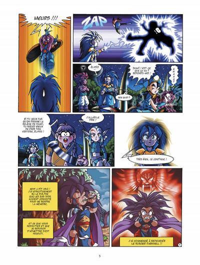 Page 6 Les légendaires tome 4