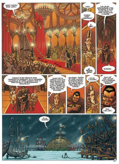 Page 1 De cape et de crocs tome 7