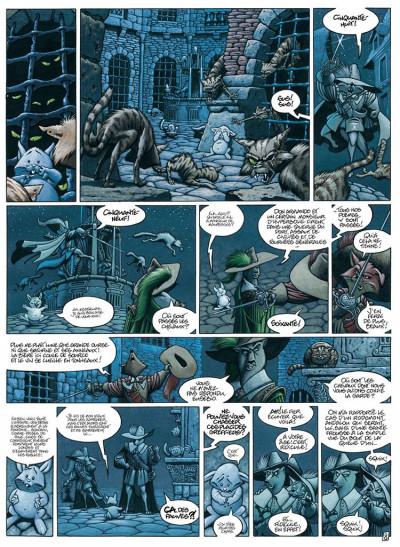Page 3 De cape et de crocs tome 7