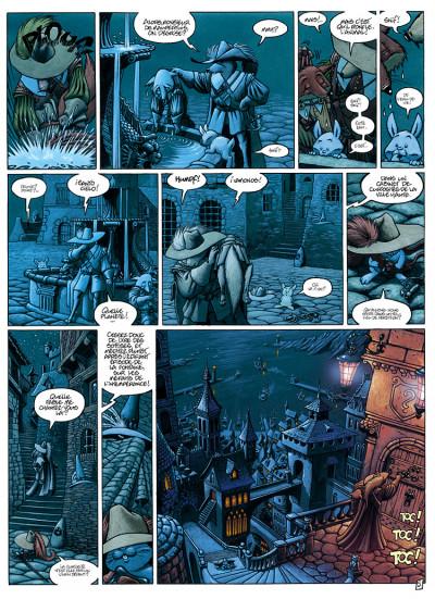 Page 4 De cape et de crocs tome 7