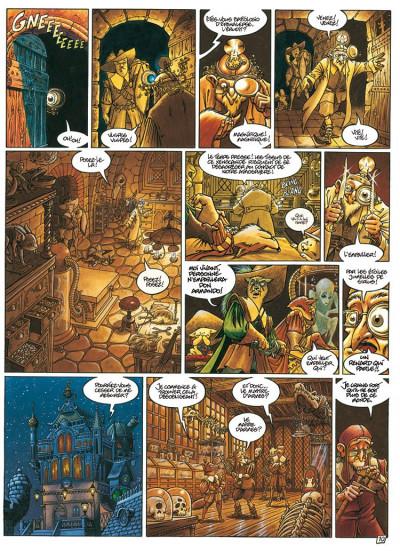 Page 5 De cape et de crocs tome 7