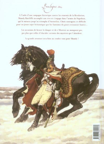 Dos shandy, un anglais dans l'empire tome 2 - le soleil d'austerlitz
