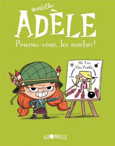 Couverture Mortelle Adèle tome 5