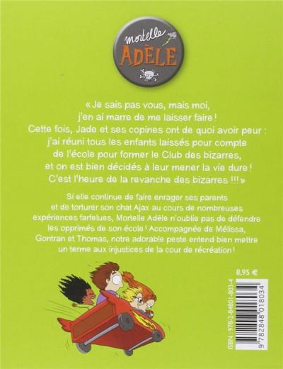 Dos Mortelle Adèle tome 5