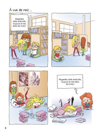 Page 7 Mortelle Adèle tome 5